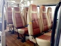 Bán xe Transit sx 2018 hoàn toàn mới, mâm đúc, ghế da, sàn gỗ, ốp trần da cao cấp, LH: 093.123.8088