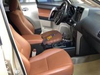 Bán xe Toyota Land Cruiser Prado TXL 2.7L đời 2010, màu vàng, trả góp 75% giá trị xe