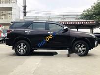 Cần bán Toyota Fortuner 2.5G sản xuất năm 2017, màu đen chính chủ