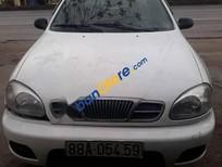 Bán ô tô Daewoo Lanos sản xuất năm 2003, màu trắng, giá 68tr