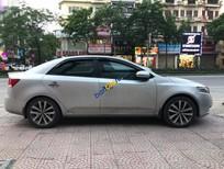 Cần bán xe Kia Forte đời 2013, màu bạc chính chủ, giá chỉ 465 triệu
