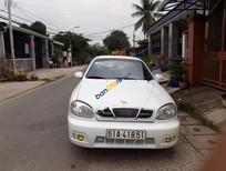 Thanh lý xe Daewoo Lanos đời 2002, màu trắng