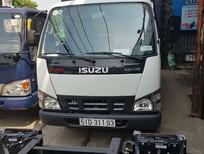 Cần bán xe tải Isuzu 2t1, thùng 4m3 Euro 2 hàng hiếm, trả góp 90%