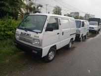 Cần bán xe bán tải Suzuki Van 2018, giá rẻ nhất tại HN, Lh: 0989.888.507