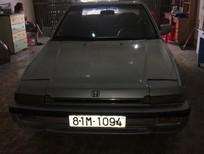 Xe Honda Accord Lx 1987, màu bạc, nhập khẩu, 55tr