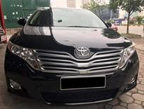 Cần bán xe Toyota Venza 3.5AT đời 2009, màu đen, nhập khẩu nguyên chiếc