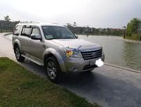 Chính chủ bán Ford Everest 4x2 MT năm sản xuất 2011, màu bạc