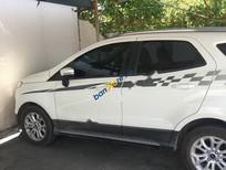 Bán xe Ford EcoSport Titanium 2016, đăng kí 2017, màu trắng