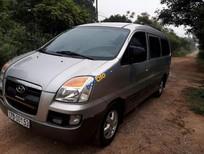 Cần bán gấp Hyundai Starex Van 2.5 MT đời 2005, màu bạc, nhập khẩu nguyên chiếc, giá 227tr