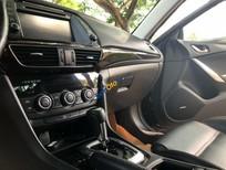Bán Mazda 6 2.5 AT sản xuất năm 2016, màu đen, 790tr