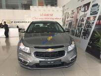 Chevrolet Cruze 2018 MT, ưu đãi lớn đủ mầu giao ngay