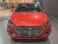 Cần bán xe Hyundai Accent mới 2018, màu đỏ giá cạnh tranh