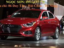 Bán Hyundai Accent mới 2018, màu đỏ, giá chỉ 425 triệu