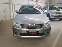 Cần bán Toyota Innova G 2013, màu bạc, số tự động, giá chỉ 619 triệu