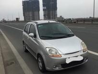 Bán Chevrolet Spark LT 2009, màu bạc, 118 triệu biển Hjjà Nội GĐ sử dung