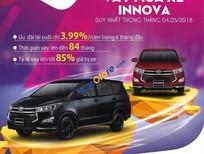 Bán xe Innova 2018 đủ màu giao ngay, hỗ trợ trả góp 85% trong 8 năm với lãi xuất ưu đãi 3,99%/năm, liên hệ: 0993477777
