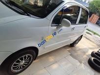 Chính chủ bán Daewoo Matiz sản xuất năm 2007, màu trắng, giá 135tr
