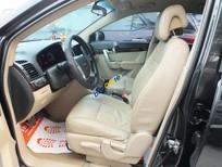 Cần bán lại xe Chevrolet Captiva 2.4 đời 2011, màu đen, 350tr