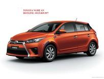 Toyota Yaris 2018 nhập khẩu nguyên chiếc từ Thái Lan. Liên hệ để được tư vấn và đặt hàng: 0915.805.557