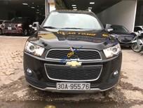 Cần bán Chevrolet Captiva LTZ 2.4 AT 2016, màu đen