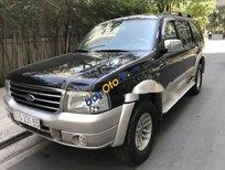 Bán xe Ford Everest MT đời 2005, màu đen, giá 258tr
