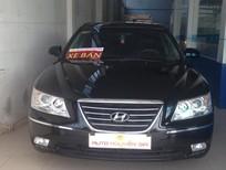 Cần bán Hyundai Sonata 2009, màu đen, nhập khẩu