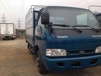 Xe tải Kia, Thaco Kia K165S thùng mui bạt, thùng kín nâng tải từ 1.4 tấn lên 2.4 tấn. Liên hệ Mr Tâm 0327965770