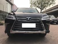 Ban Lexus LX 570 2016, xe xuất Mỹ, xe đã có biển sang tên 2%, xe rất mới