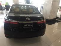 Bán ô tô Toyota Corolla altis 1.8G CVT đời 2018, màu đen