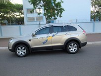 Bán Chevrolet Captiva LTZ năm 2007, màu vàng cát