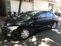 Cần bán lại xe Honda Civic 1.8 MT sản xuất 2008, màu đen như mới