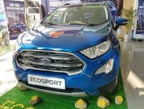 Cần bán xe Ford EcoSport Ambiente 2018, đủ màu xe và có xe giao ngay, LH: 0918889278 để được tư vấn về xe
