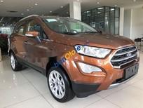 Bán Ford EcoSport 1.5L AT Titanium đời 2018, màu cam, 648 triệu