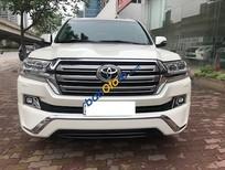 Cần bán Toyota Land Cruiser VXR sản xuất năm 2016, màu trắng, xe nhập