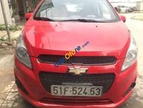 Cần bán xe Chevrolet Spark LS năm 2015, màu đỏ