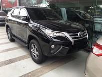 Cần bán xe Toyota Fortuner G đời 2017, màu đen, nhập khẩu nguyên chiếc, giá chỉ 981 triệu