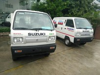 Bán ô tô Suzuki Super Carry Van EURO 4 sản xuất 2018, màu trắng