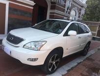 Bán Lexus RX330 2009, màu trắng camay, nhập khẩu chính chủ, 720 triệu