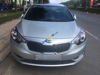 Cần bán lại xe Kia K3 1.6AT đời 2013, màu bạc