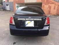 Bán Daewoo Lacetti EX sản xuất 2010, màu đen như mới giá cạnh tranh