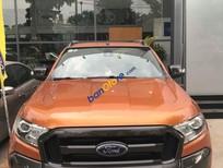 Bán Ford Ranger Wildtrak 3.2L 2015 màu cam, giá thương lượng. Hỗ trợ vay ngân hàng lãi ưu đãi Hotline: 090.12678.55