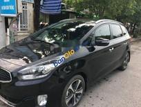 Cần bán lại xe Kia Rondo AT đời 2015, màu đen