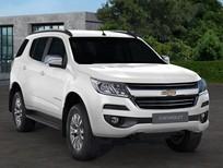 Bán ô tô Chevrolet Trail Blazer 2.5 LTZ 4X4 2019, màu trắng, nhập khẩu