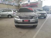 Bán Toyota Fortuner 2013, tặng thuế trước bạ, hỗ trợ ngân hàng vay 70%, lãi suất ưu đãi
