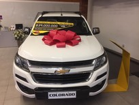 Bán tải Chevrolet Colorado mới, hỗ trợ ngân hàng 90% toàn quốc, liên hệ để lái thử xe