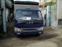 Giá xe tải Jac 4T95, hỗ trợ trả góp 80%, lãi suất ưu đãi