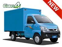 Cần bán xe Thaco TOWNER đời 2018, màu xanh lam, giá 240tr