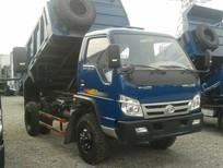 Giá xe Ben Trường Hải 5 tấn. Xe Ben FORLAND FLD490C tải 5 tấn giá tốt. LH-0936.127.807 mua xe trả góp