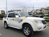 Bán Ford Everest Limited sản xuất năm 2014, màu trắng số sàn