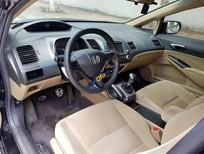 Bán Honda Civic 1.8 MT 2008, màu đen chính chủ, giá tốt